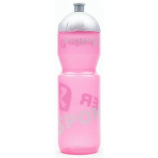 Sponser Kulacs (750ml), átlátszó rózsaszín