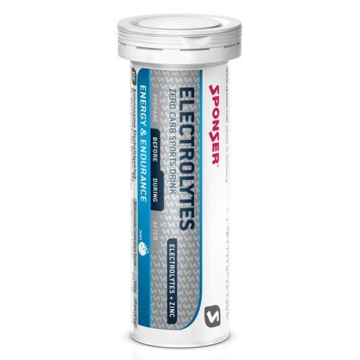 Sponser Electrolytes, Citrus - Ásványi Anyag Pezsgőtabletta (10db)