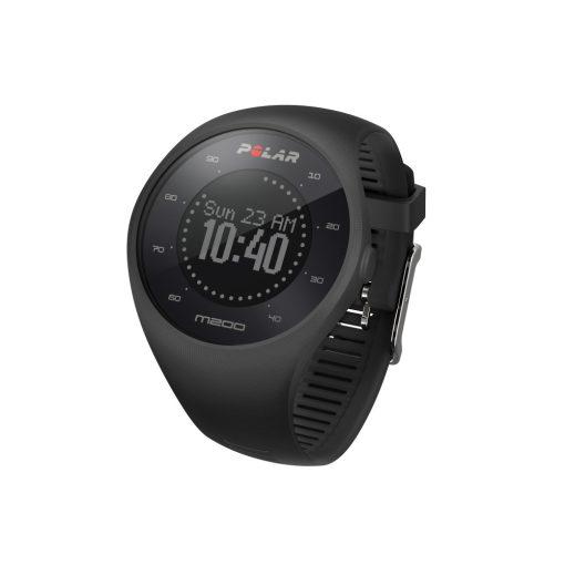 POLAR M200 pulzusmérő óra, fekete