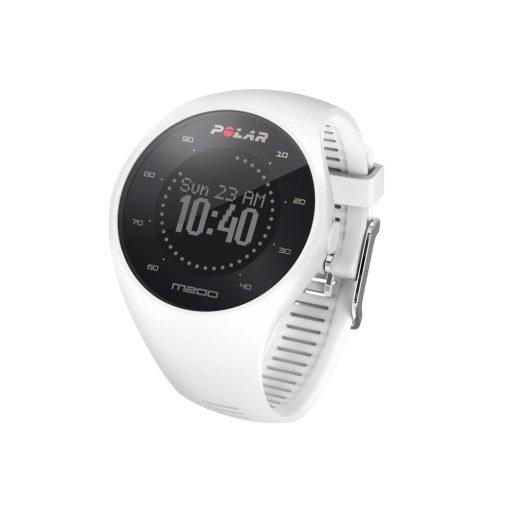 POLAR M200 pulzusmérő óra, fehér