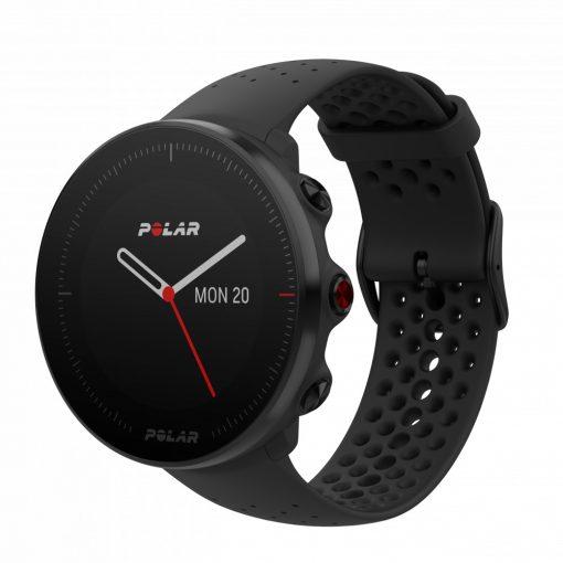 POLAR Vantage M pulzusmérő óra, fekete M/L