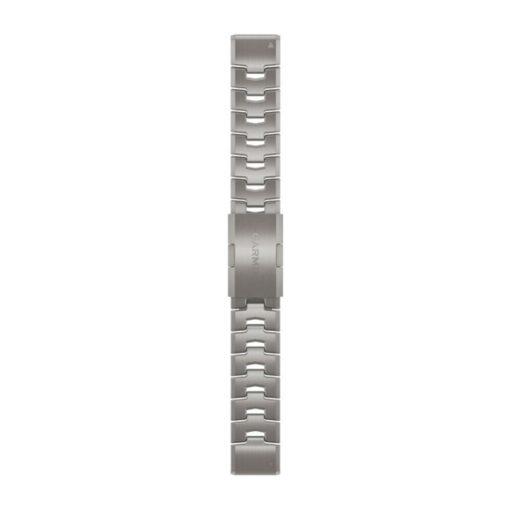 GARMIN Fenix 6 (QuickFit) titánium óraszíj, 22 mm